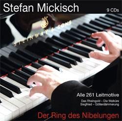 Richard Wagner – Der Ring des Nibelungen - alle 261 Leitmotive – 9 CDs