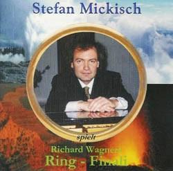 Stefan Mickisch – Klaviersolo – Ring-Finali – 2 CDs