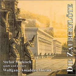 Wolfgang Amadeus Mozart – Die Zauberflöteenträtselt- 2 CDs