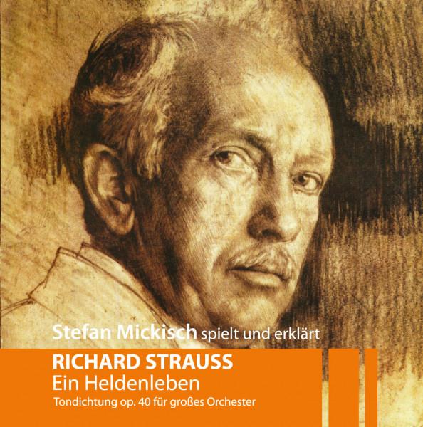 Richard Strauss - Ein Heldenleben - 2 CDs