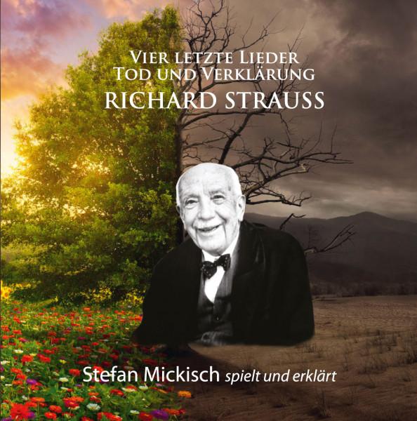 Richard Strauss - Vier letzte Lieder - Tod und Verklärung - 2 CDs
