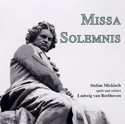 Ludwig van Beethoven – Missa Solemnis – 2 CDs