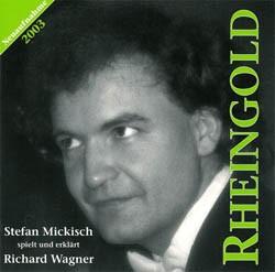 Richard Wagner - Das Rheingold – 2 CDs