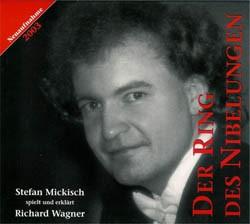 Richard Wagner - Der Ring des Nibelungen – 8 CDs