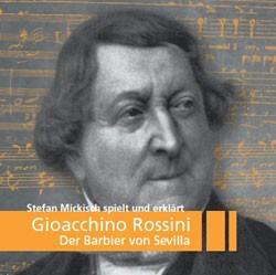 Gioacchino Rossini- Der Barbier von Sevilla – 2 CDs